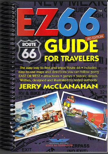 EZ66 Guide for Travelers (3rd Edition)  by Jerry McClanahan