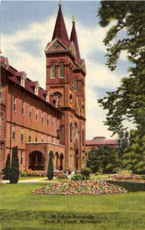 St Johns University St Cloud