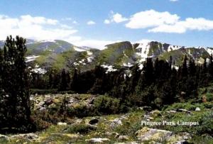 Pine Tree Park Campus Colorado State University Colorado