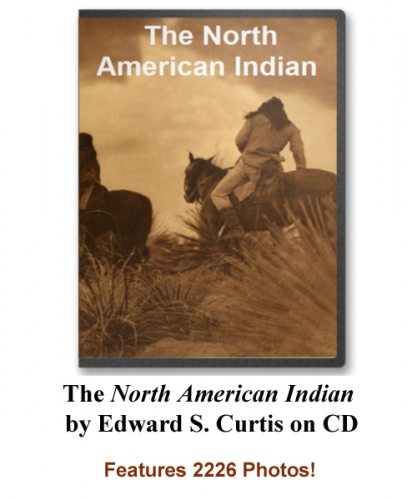 The North American Indian by Edward