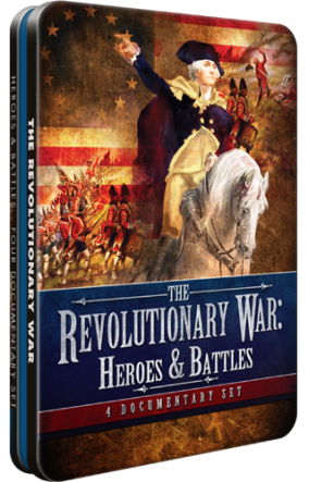 The Revolutionary War Heroes And Battles 4 Documentary