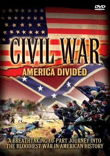 Civil War America Divided Dvd