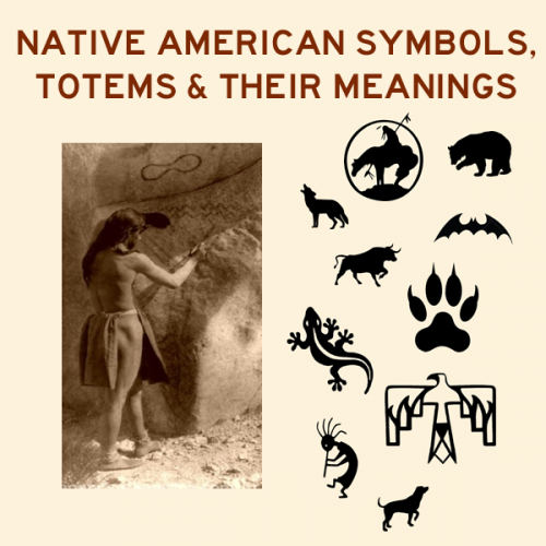 Native American Symbols & Totems & Their Meanings (Download)
