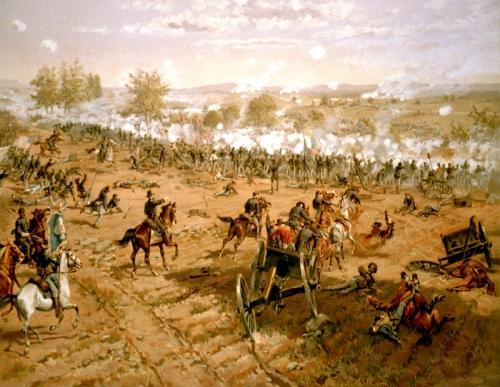 Battle of Gettysburg Pennsylvania Free Digital Download