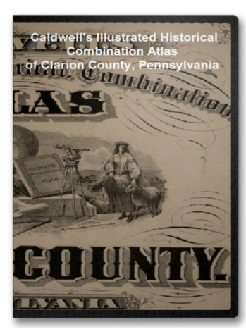 Caldwell S Illustrated Combination Atlas Of Clarion County