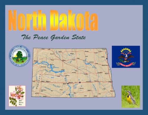 North dakota the peace garden state for Watch garden state online free