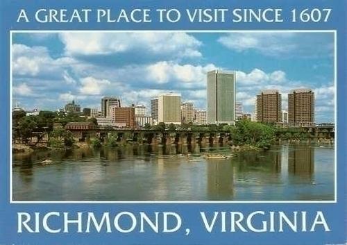 Richmond va home poker games