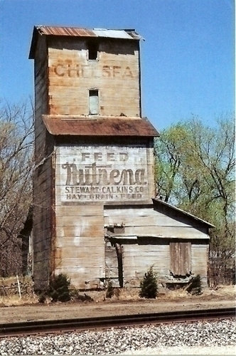 Nutrena Silo Chelsea Oklahoma