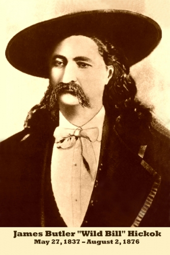 a biography of james wild bill butler hickok a folk hero of the american old west James butler hickok (may 27, 1837 – august 2, 1876), better known as wild bill hickok, was a figure in the american old west his skills as a gunfighter and scout.