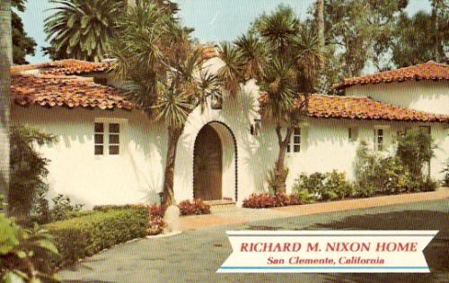 Richard Nixon Home San Clemente