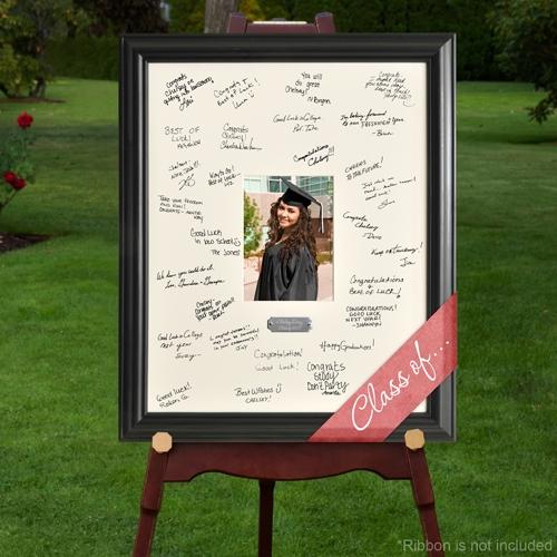 Graduation Signature Frame