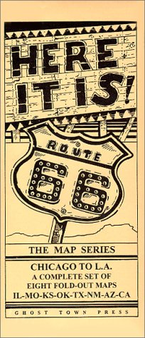 Route 66 Journey Package Ez66 Guide Route 66 Dining