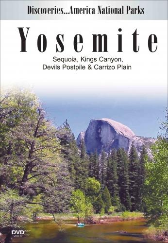 Yosemite DVD cover