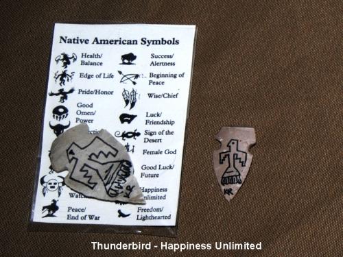 Symbol Arrowheads Various Designs