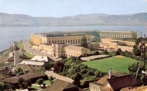 San Quentin, California Postcard