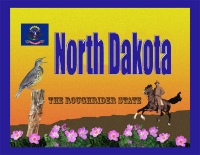 North Dakota - The Roughrider State