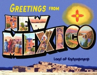 New Mexico Greetings