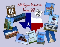 Texas 66! - All Signs Point to Texas Route 66