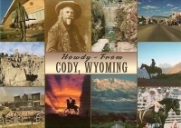 Howdy From Cody, Wyoming