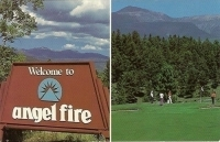 Welcome to Angel Fire, New Mexico