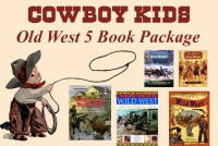 Cowboy Kids Package of 5 Books