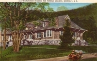 Richardson Building for Foreign Missions, Montreat, North Carolina