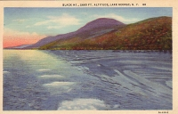 Black Mt., Lake George, NY