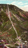Mt. Manitou Incline Railway, Colorado