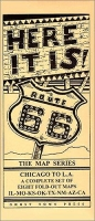 Route 66 Map Series, by Jerry McClanahan and Jim Ross