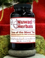 Time of the Moon Tea (Comforting Support for PMS & Menopause) - 2 oz
