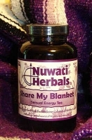 Share My Blanket Tea (Spiritual Sensuality & Energy) - 2 oz