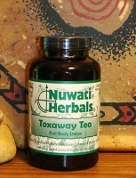 Toxaway Tea (Supports Full Body Detox) - 3oz