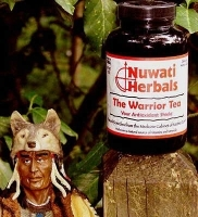 Warrior Tea (Your Antioxidant Shield) - 3oz