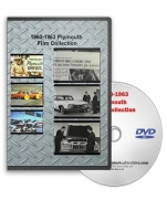 1960-1963 Plymouth Film Collection