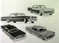 The 1955 to 1958 Chevrolet Film Collection
