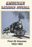 American Railroad Journal - The First 25 Volumes Book Collection on DVD