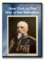 New York in the War of the Rebellion 1861 to 1865 CD