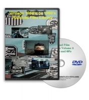 Railroad Film Library DVD - 1950's to 1960's