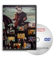 Advertising Animations Volume 1 DVD
