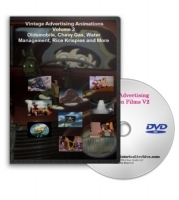 Advertising Animations Volume 2 DVD