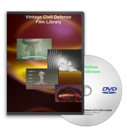 Civil Defense Film Library DVD