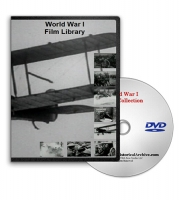 World War I Film Library DVD
