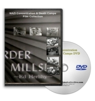 NAZI Concentration & Death Camps Film Collection DVD