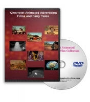 Chevrolet Animated Advertising Films and Fairy Tales on DVD