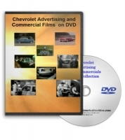Chevrolet Advertising Commercials and Films on DVD