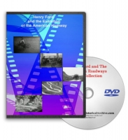 Henry Ford and the American Highway on DVD