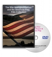 Star Spangled Banner & American Flag Films on DVD