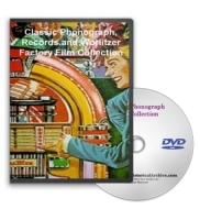 Phonograph and Record History Film Collection DVD
