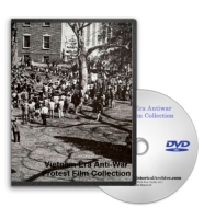 Vietnam Era Anti-War Protests Film Collection DVD