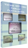 Vintage 1954-1960 Cadillac Promotional Films And Commercials DVD